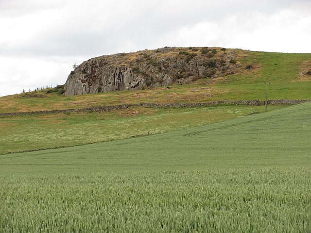 Crag, Craighouse