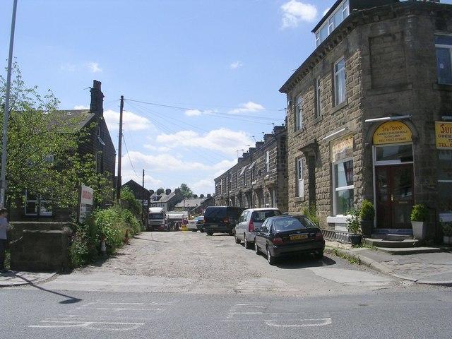 Hallam Street - Otley Road