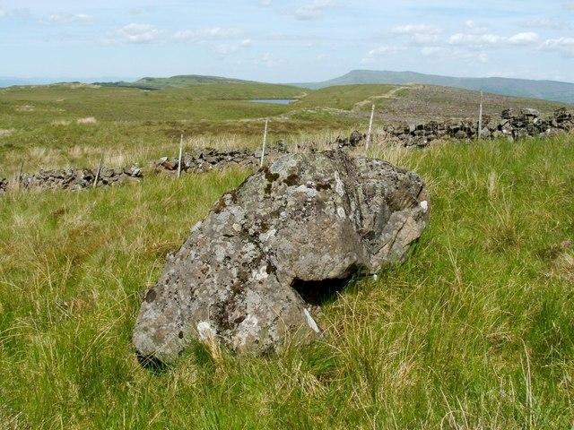 A boulder called Gilbert Scott