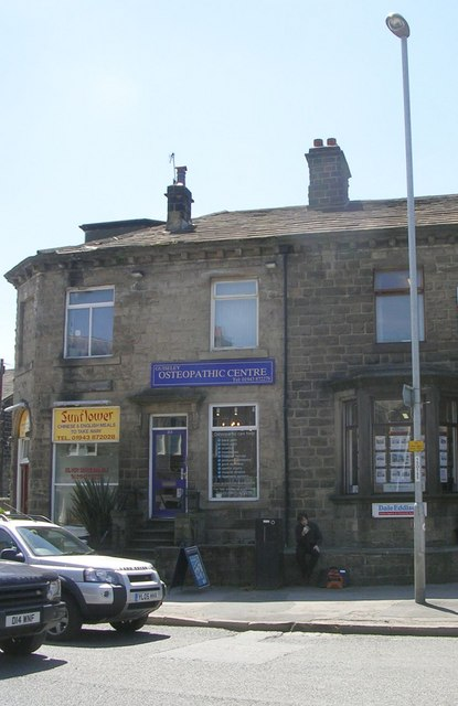 Guiseley Osteopathic Centre - Otley Road