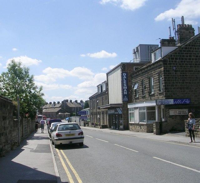 Victoria Road - Otley Road