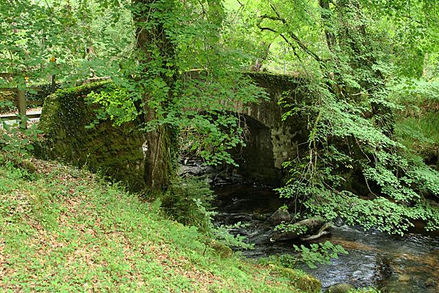 Widecombe in the Moor: Buckland Bridge