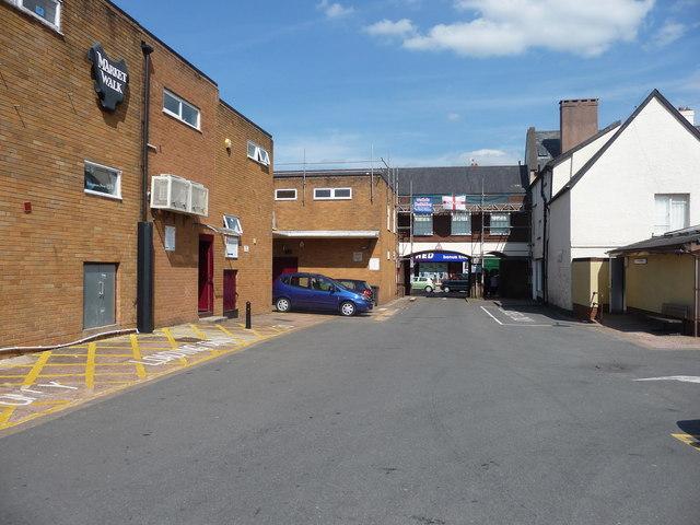 Tiverton : Market Road