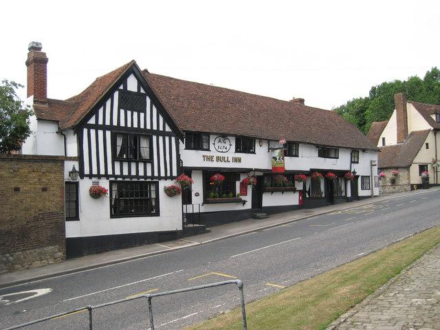 The Bull Inn, Linton