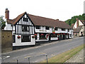 TQ7550 : The Bull Inn, Linton by Oast House Archive