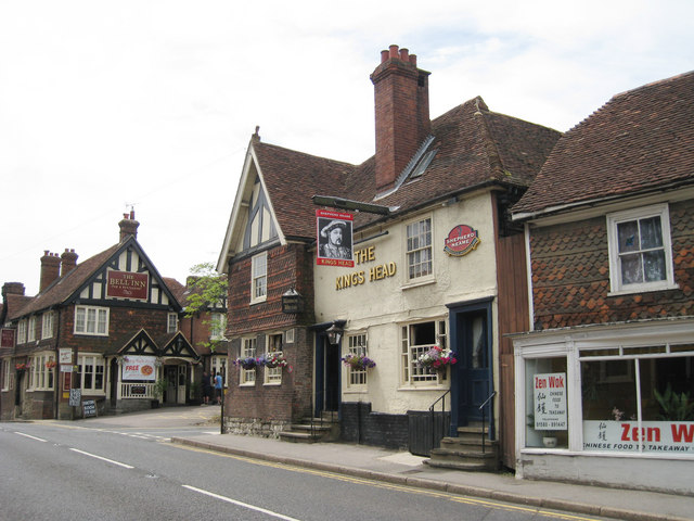 The Kings Head, Staplehurst