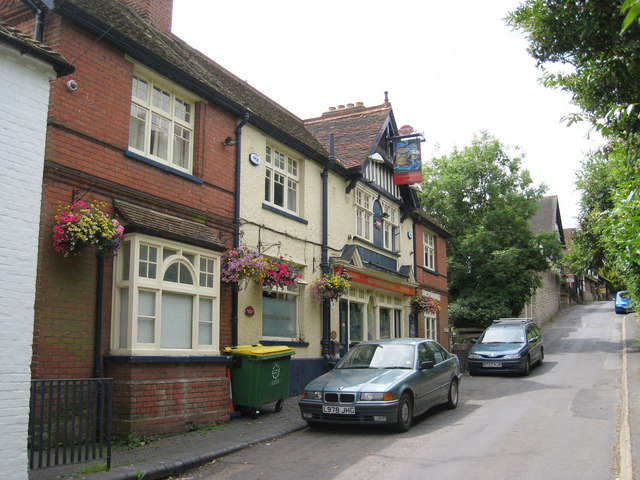 The Clothworkers Arms, Sutton Valence