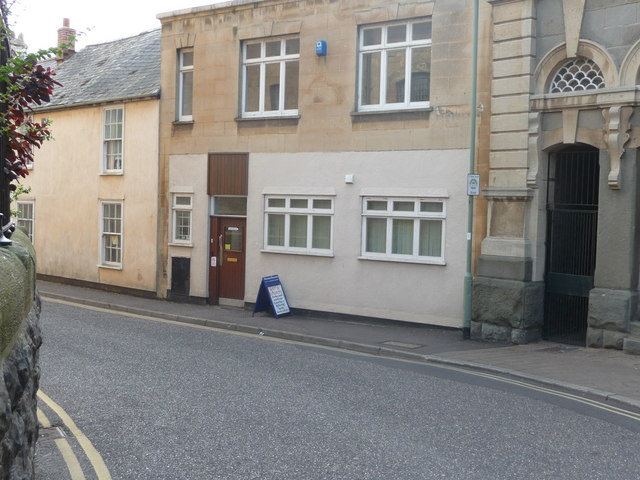 Tiverton : St Andrews Street