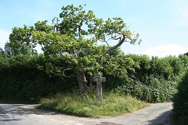 West Buckfastleigh: Hawson Cross