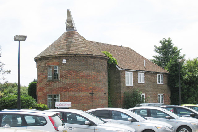 The Oast House, Norton Road, Chart Sutton, Kent
