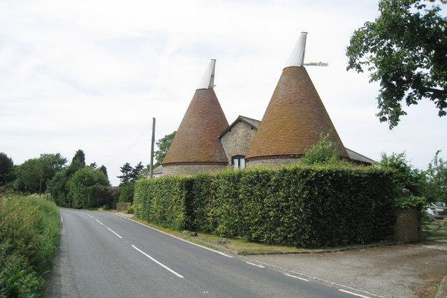 Fir Tree Oast, Plough Wents Road, Chart Sutton, Kent