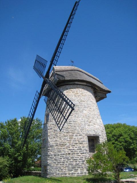 Stembridge Windmill at High Ham