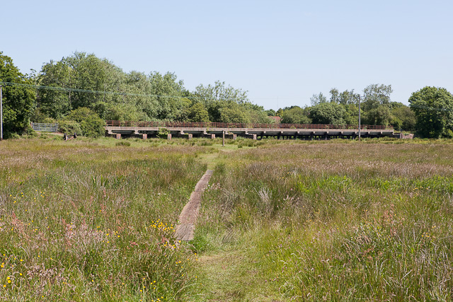 Disused Railway Bridge on Castleman Trailway