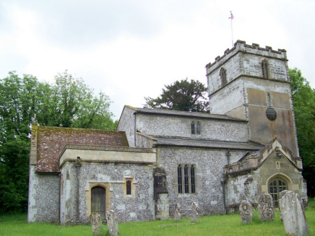The Church of St Michael and All Angels