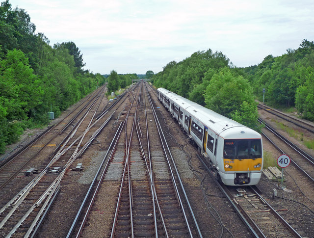 Petts Wood Junction