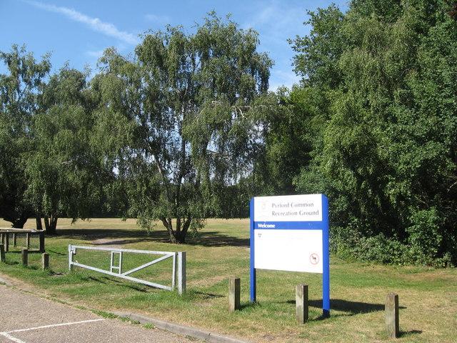 Pyrford Common Recreation Ground