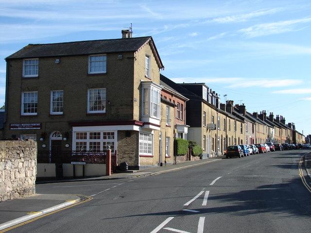 Park Road, Cowes
