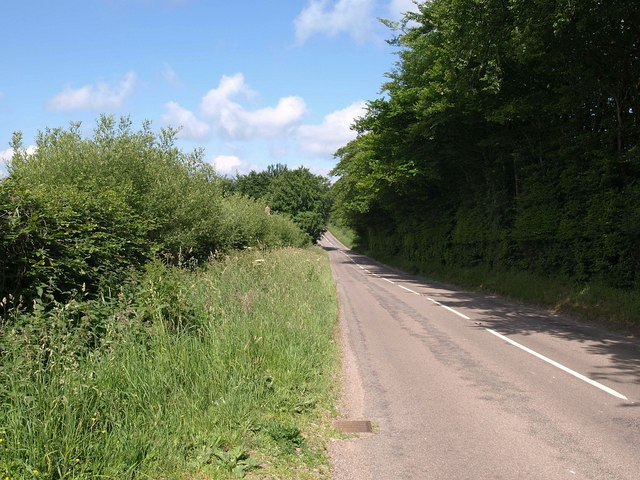 B3224 near Holcombe Water