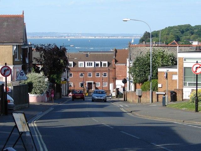 Down Mill Hill Road