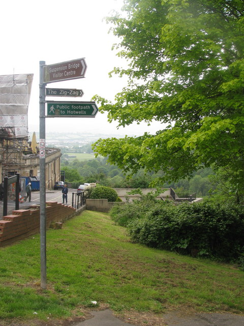 Clifton Signpost