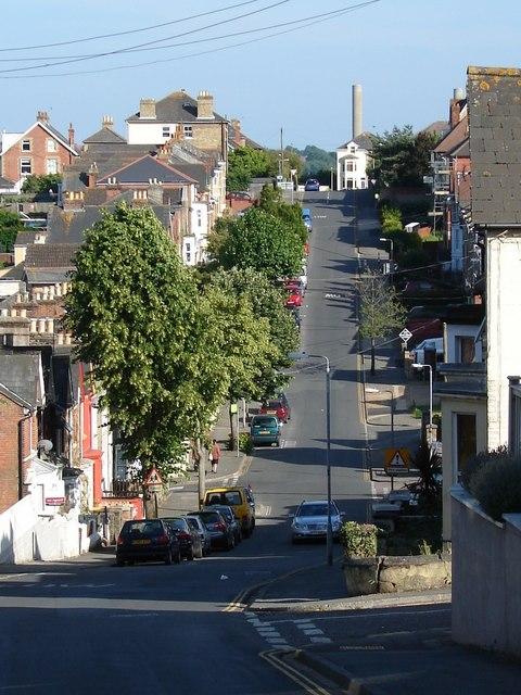 Down Victoria Road
