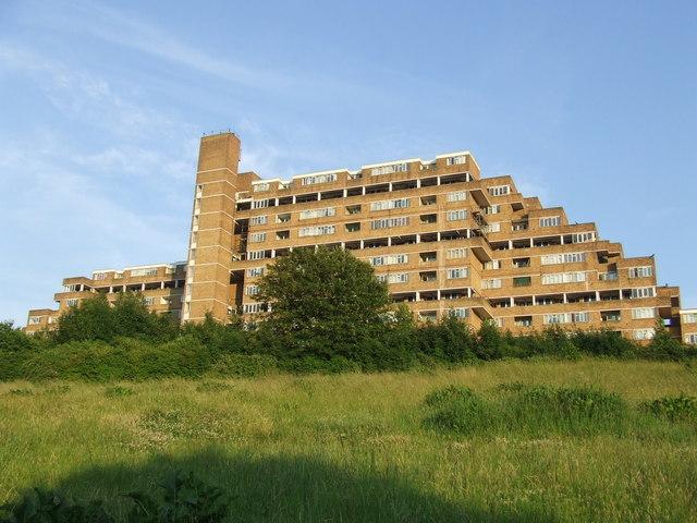 Dawson's Hill, East Dulwich