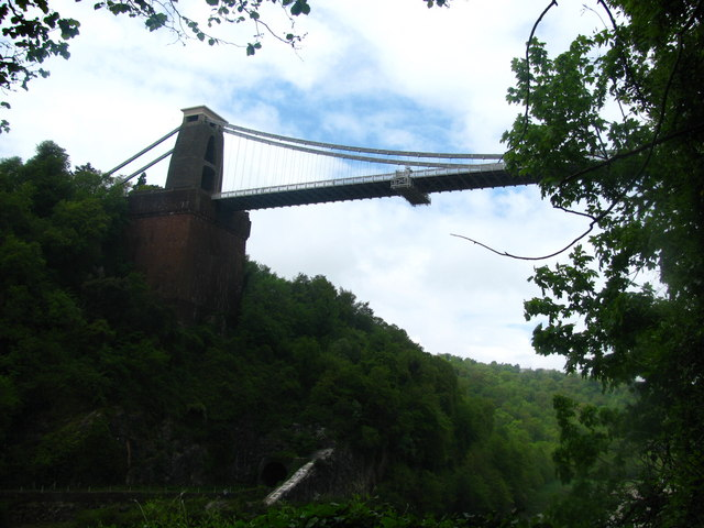 Suspension Bridge from the Zig-Zag