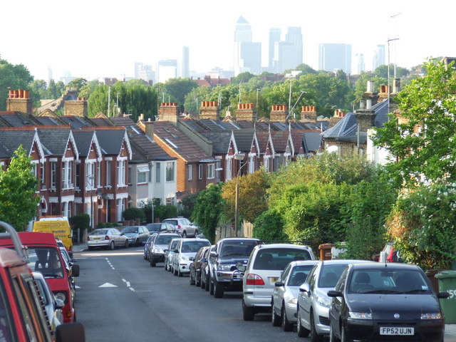 Dunstan's Road, East Dulwich