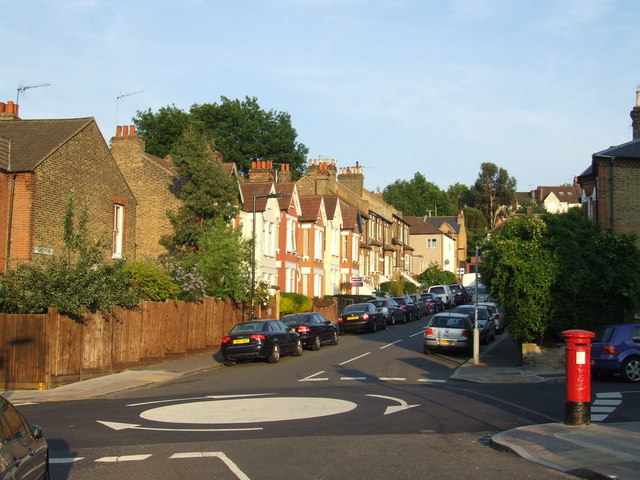 Goodrich Road, East Dulwich