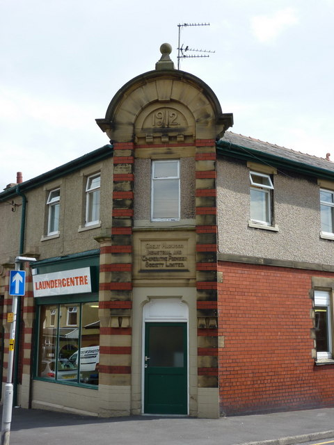 Former Co-op building on Park Street