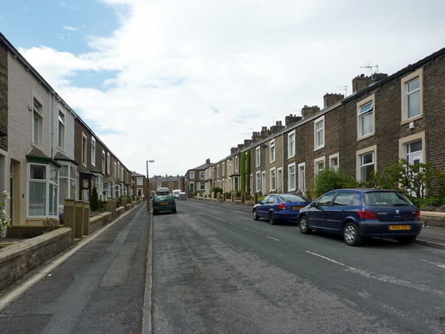 Thorn Street, Great Harwood