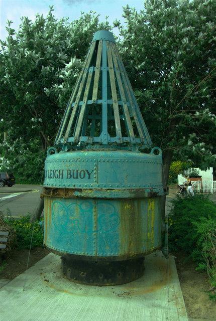 Old Leigh buoy, Leigh-on-Sea