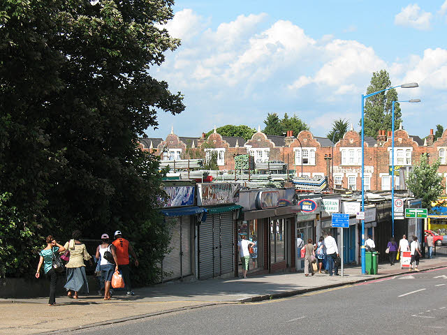 Randlesdown Road shops (2)