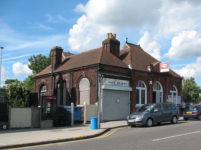 Bellingham station