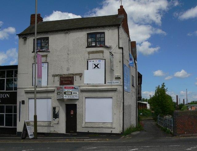 Disused Northbridge Tavern