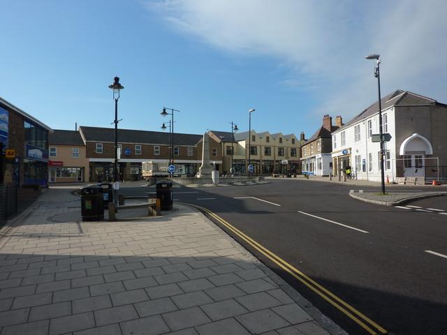 Seafield Road, Seahouses