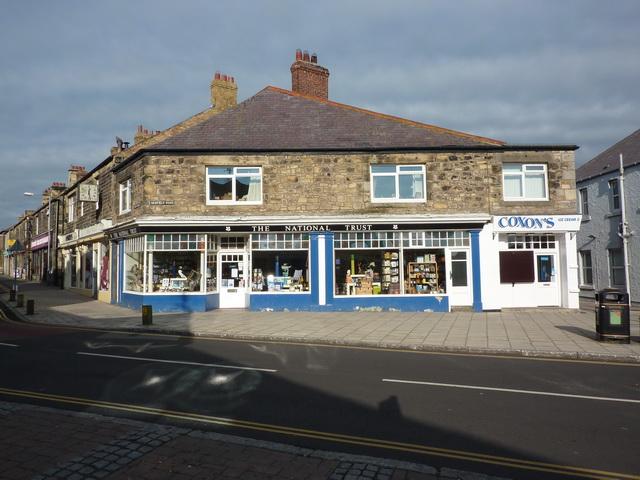 National Trust Shop, Seahouses