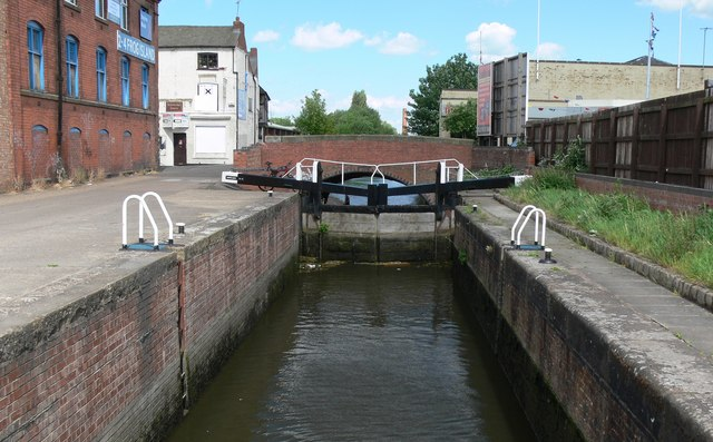North Lock, Leicester