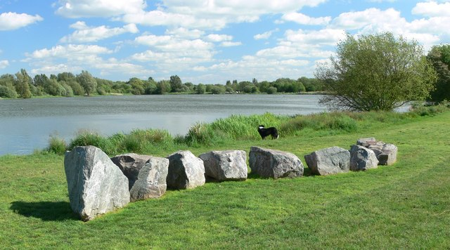 King Lears Lake Watermead Country Park Mat Fascione