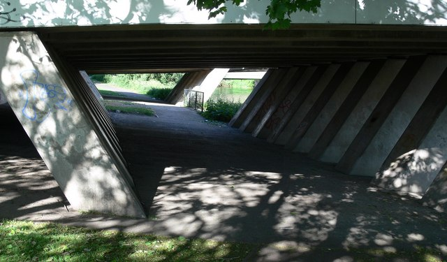 Under St Margaret's Way