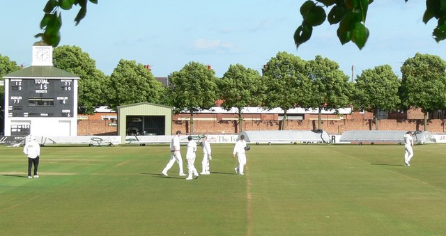 Grace Road Cricket Ground, Leicester