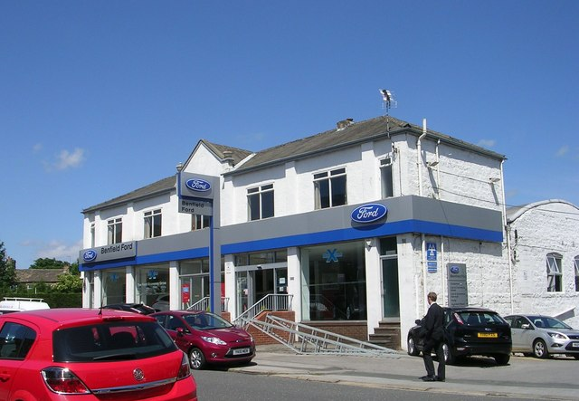 Benfield Ford - Otley Road