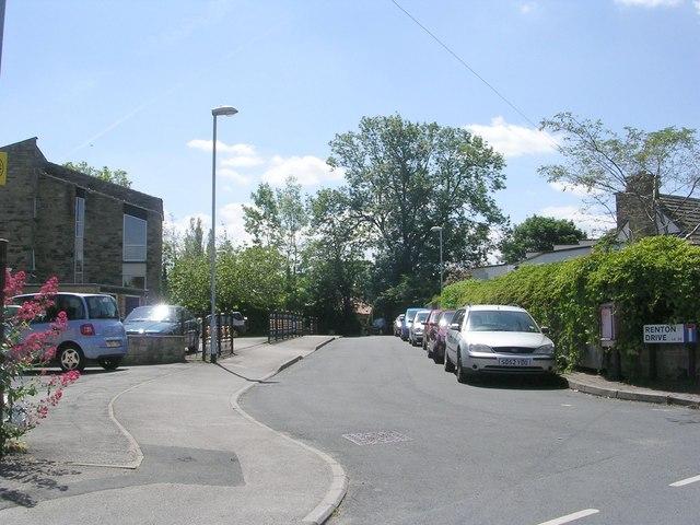 Renton Drive - Renton Avenue