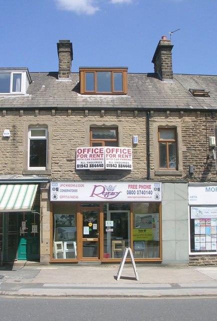 Regency Windows etc - Otley Road