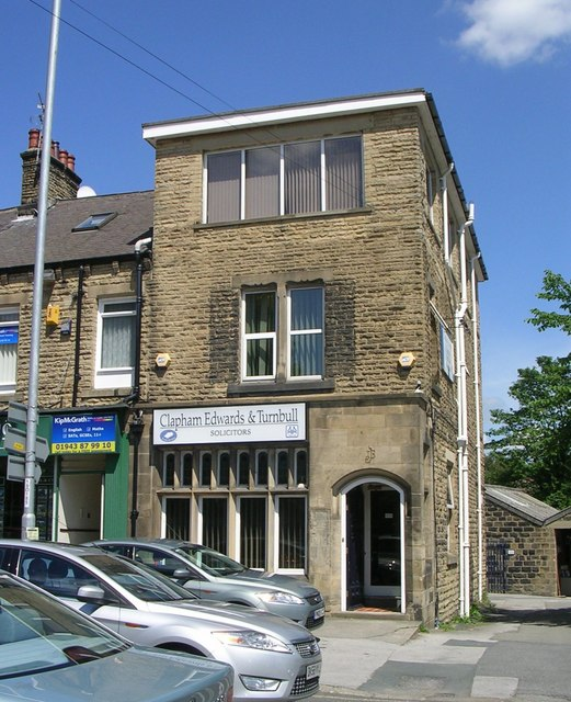 Clapham Edwards & Turnbull Solicitors - Otley Road
