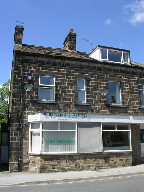 Guiseley Chiropody Centre - Otley Road