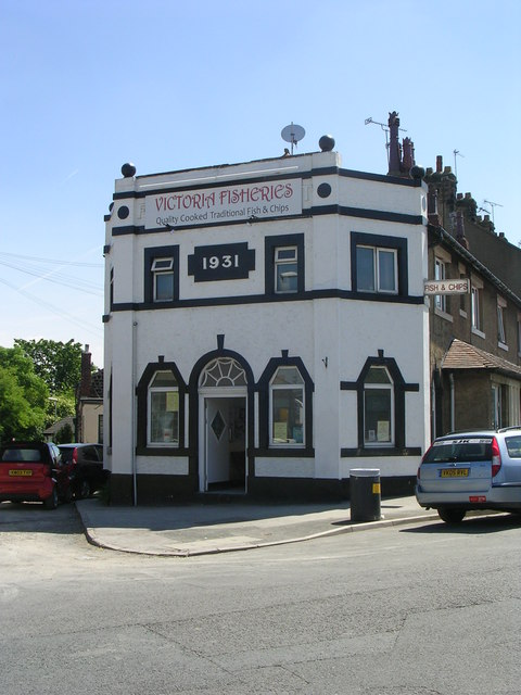 Victoria Fisheries - Victoria Road