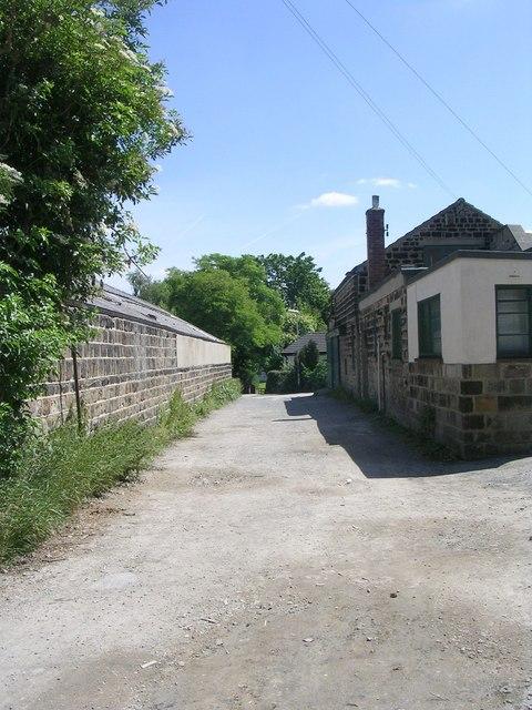 Footpath - Victoria Road