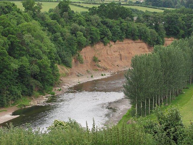 River Tweed, Newstead
