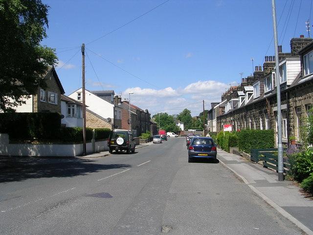 Victoria Road - Park Road